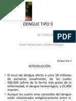 Dengue Tipo 3