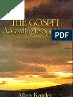 Allan Kardec - (en) the Gospel According to Spiritism