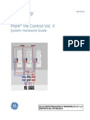 GEH-6721_Vol_II | General Electric | Power Supply