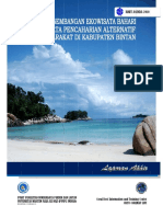 RA Ekowisata Bahari Bintan