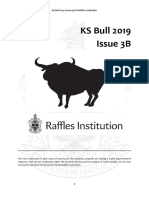 2019 Ks Bull Issue 3b Printable (Internal Circulation Only)