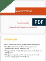 Hand Infections Ahmad Fauzi
