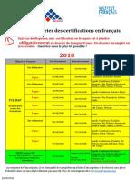 Calendrier DELF DALF TCF 2018-2019 v2 2018 Bis_2