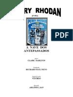 P-081 - A Nave Dos Antepassados - Clark Darlton