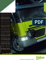 Valeo Heavy-Duty Truck Transmission Systems Clutches 2016-20