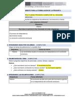 Modelo Pautas Para Elaborar Preguntas de Monografía