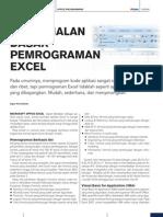 Pvb Pemrograman Excel