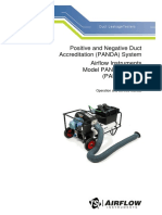 Tsi Panda 341 User Manual
