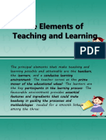 elements_of_teaching.ppt