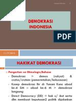 8_Demokrasi & Pddk Demokrasi