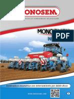catálogo Monosem Monoshox
