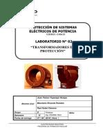 Caratula LAB2 Trafos de Proteccion