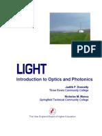 LIGHT Hardcover