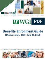 WGI Benefit Guide