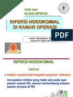 Inos Di Kamar Operasi Dr Andaru Dahesihdewi