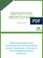 Dispositivos Médicos Huem