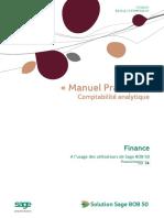 «Manuel Pratique» Comptabilité Analytique