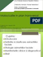 307613142-Malocluziile-in-Plan-Transversal.ppt