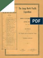 The Yukaghir and the Yukaghirized Tungus. Memoirs of the AMNH.vol.13.pdf