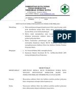 9.1.2.c SK Penyusunan Indikator Klinis