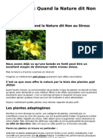 Anti Stress Quand La Nature Dit Non Au Stress