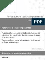 Aeronaves e Seus Principais Componentes