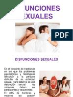 Consulta Sexologica, Disfunciones, Disfunciones en La Mujer