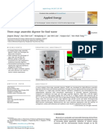 Three-stage anaerobic digester for food waste.pdf