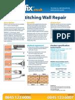 Cracking in Brickwork