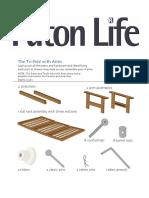 Futon Bed Tri_fold
