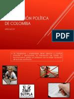 Constitución Política de Colombia (Derecho 39)