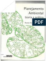 Planejamento Ambiental Teoria e Pratica por Rozely Ferreira Dos Santos