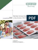 CHIORINO Alimentaria HACCP Industria Carnica Pesquera-ES