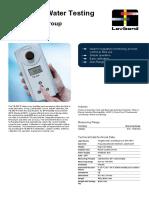 Datasheet - TB 250 IR En
