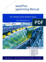 Ezwareplus Programming Manual