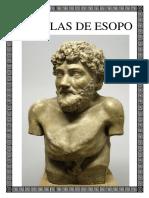 Fabulas de Esopo (Bilingue)