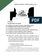 Tema i Initiere in Studiul Comunicarii