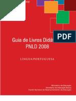 Guias Pnld 2008 Linguaportuguesa (1)