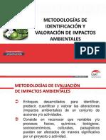 Metodologia de Identificación de Impactos.