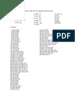 Guía Porcentajes Solucion