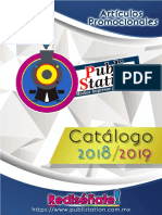 Catalogo - PubliStation - 2018-2019