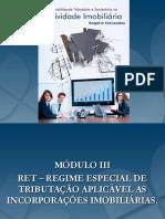 MÓDULO III - RET - CONSTRUÇÃO  CIVIL.ppt
