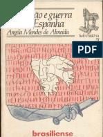 ALMEIDA, Angela Mendes de. Revolução e guerra civil na Espanha