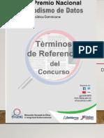 Presentación Premio Nacional de Periodismo de Datos 2018