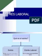 Presentacion de Estrés - Lic Jorge Sifuentes