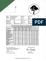Mize Exhibit 1 - Soil Testing Results