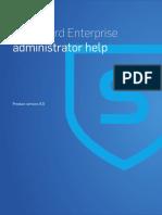 Sophos SafeGuard Enterprise Admin Help Version 8