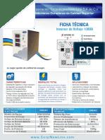 Ficha Tecnica Invesor 10KVA