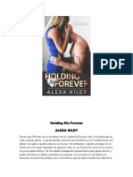 Holding His Forever - Alexa Riley.pdf