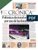 La Cronica 180919